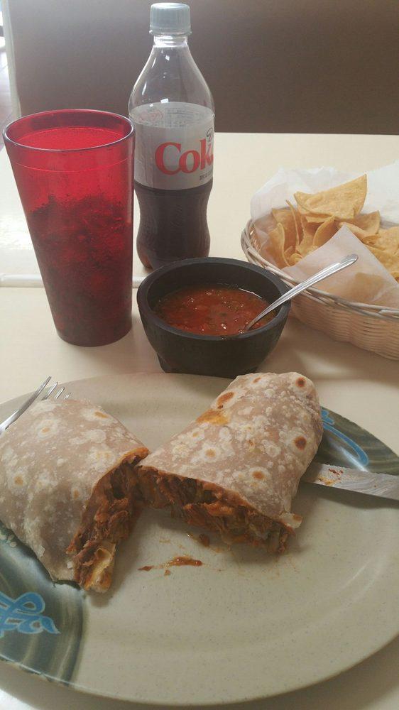 Maria's Mexican Restaurant: 8727 S Main, San Joaquin, CA