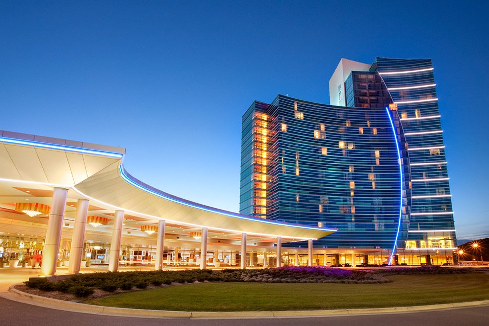 Blue Chip Casino, Hotel & Spa: 777 Blue Chip Dr, Michigan City, IN