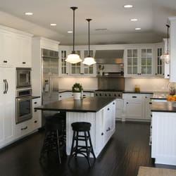Charming Photo Of Reborn Cabinets   Anaheim, CA, United States. White Shaker Style  Kitchen ...