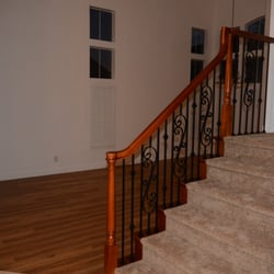 Photo Of Wild Wood Stairs   Ramona, CA, United States. After Remodel And