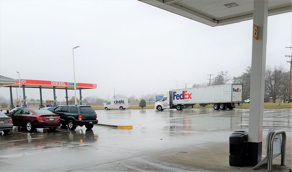 Circle K: 260 S Road 200 E, Danville, IN