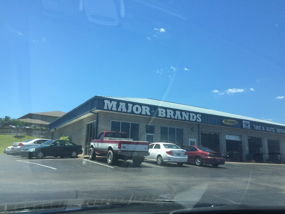 Major Brands Tire And Auto Center: 125 Toms Dr, Morehead, KY
