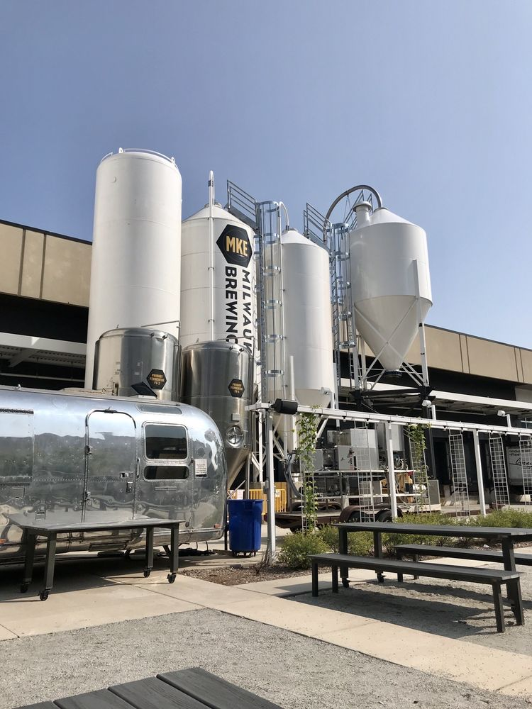 Milwaukee Brewing Company: 1128 N 9th St, Milwaukee, WI