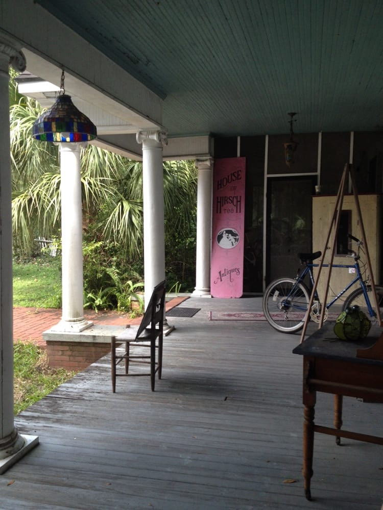 House of Hirsch Too Antiques: 209 NE Cholokka Blvd, Micanopy, FL