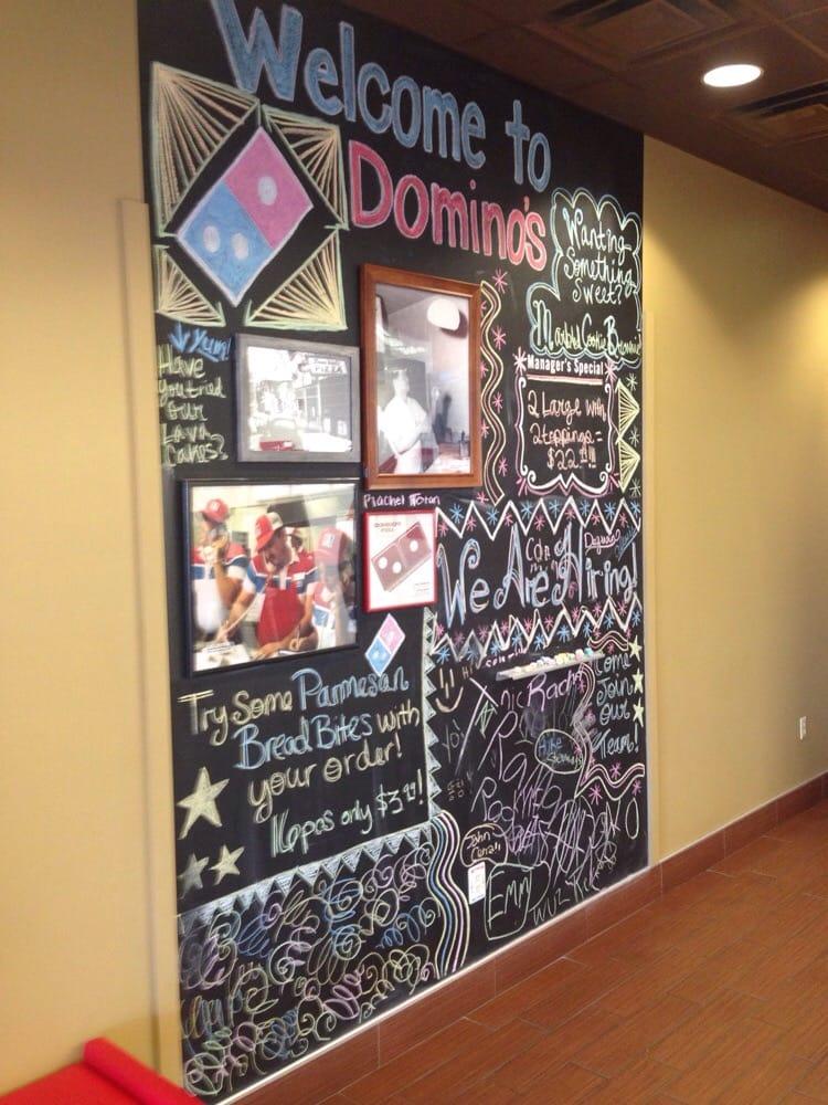 Domino's Pizza: 210 W 22nd St, Buena Vista, VA