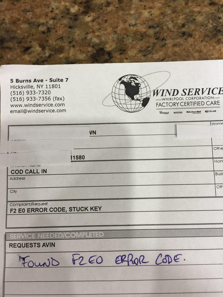 Wind Service - 21 Reviews - Appliances & Repair - 5-07 Burns