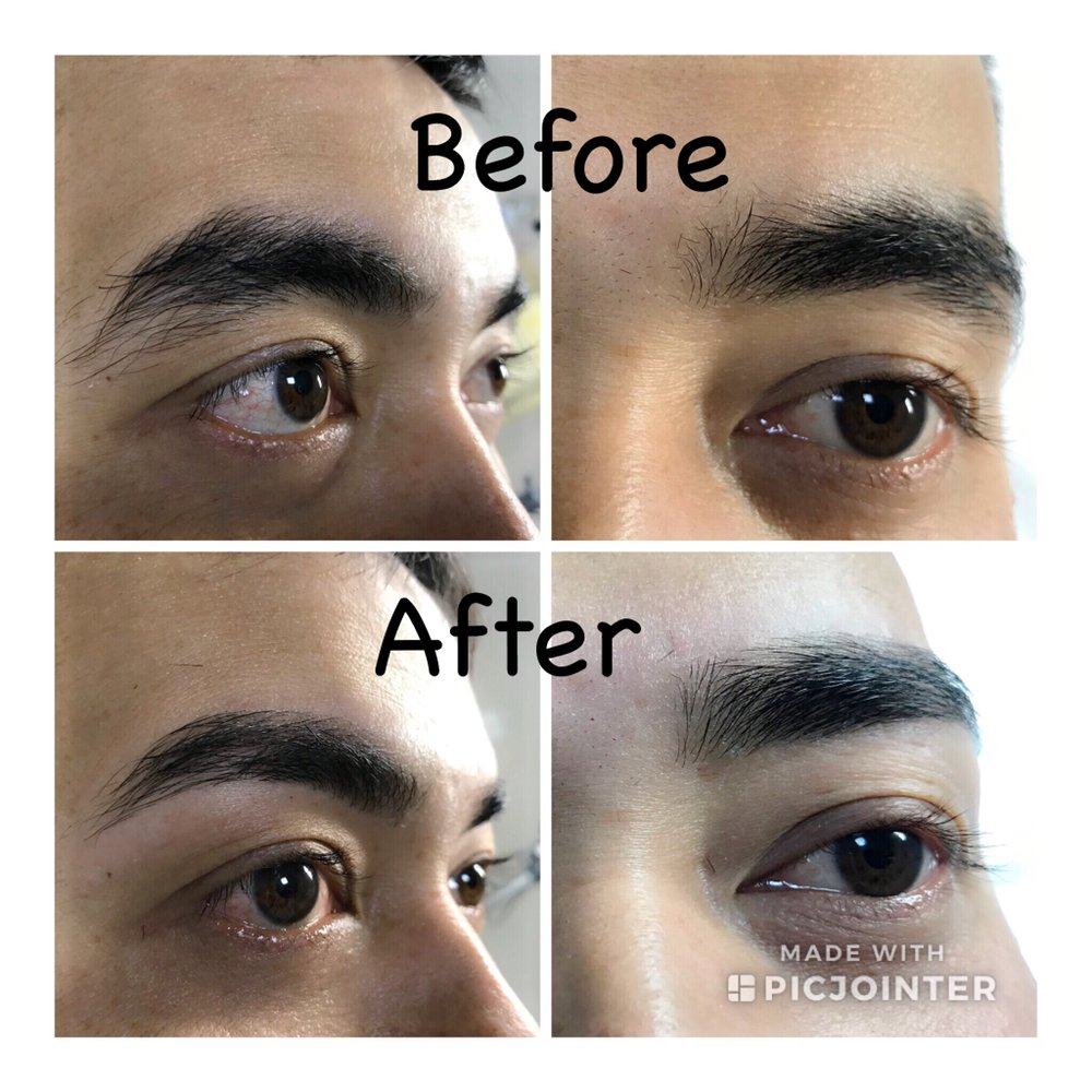 Male eyebrows waxing :) - Yelp