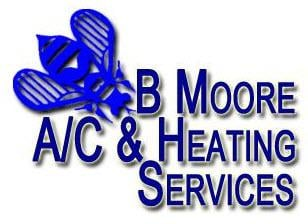 B Moore A C & Heating: 1322 Fm 664, Ferris, TX
