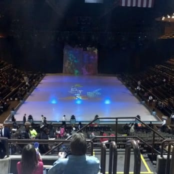 Selland Arena At Fresno Convention Amp Entertainment Center