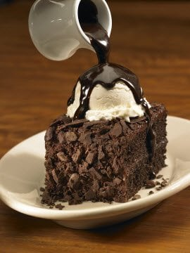 Big Mountain Chocolate Fudge Cake Black Angus