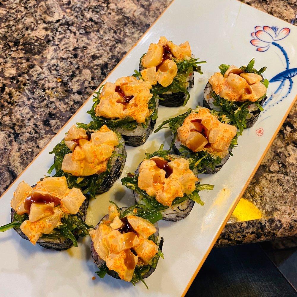 Asian Fusion Restaurant: 503 E Main St, Walla Walla, WA