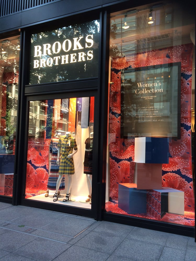 Brooks Brothers Marunouchi Store