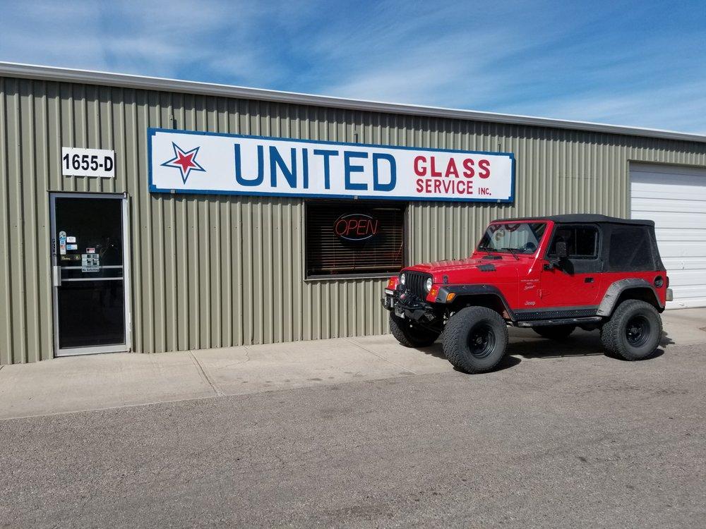 United Glass Service: 1655 Jasper St, Aurora, CO