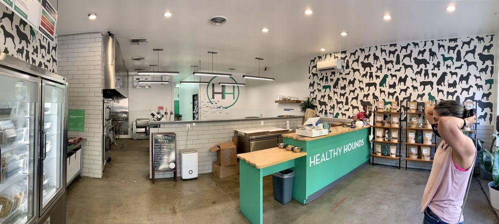 Healthy Hounds Kitchen