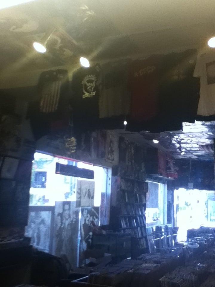 Inside Melrose Music Amp Comics Yelp