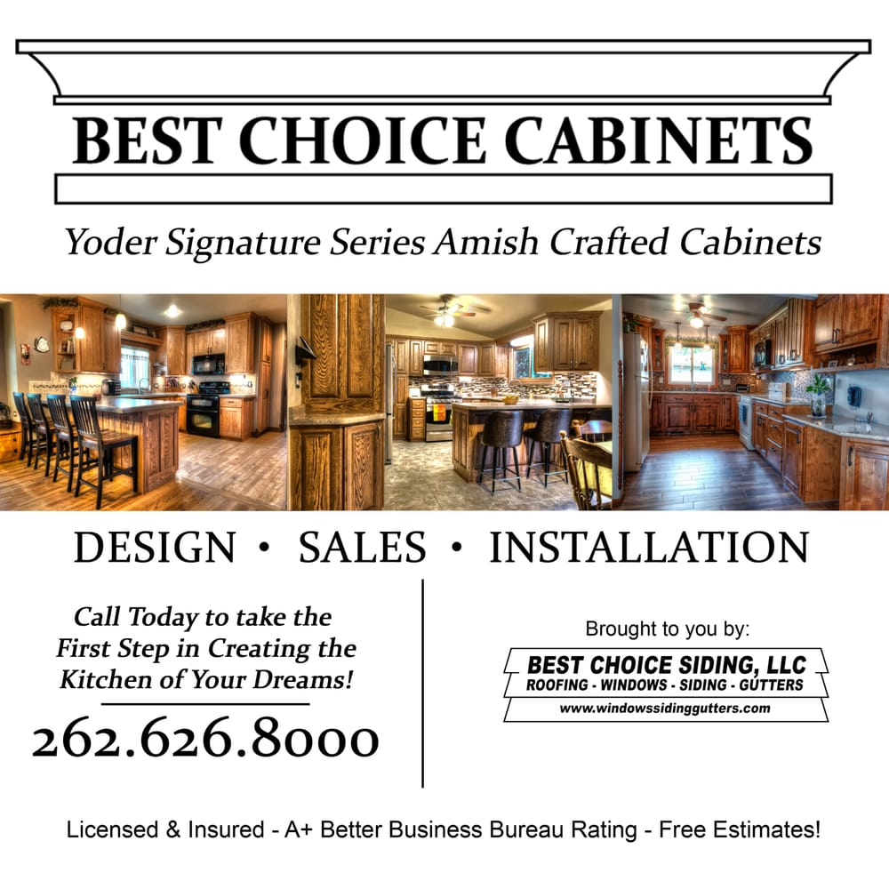 Best Choice Cabinets - Interior Design - 1206 Fond Du Lac Ave ...