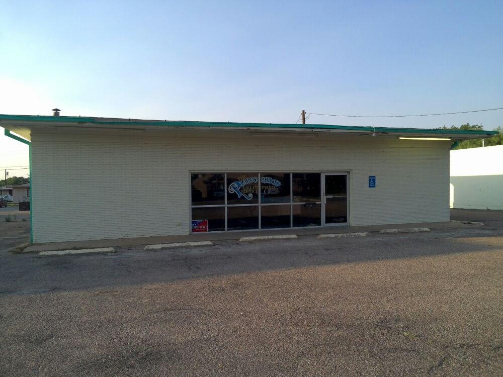Miller Piano Service: 1010 Blair St, Abilene, TX