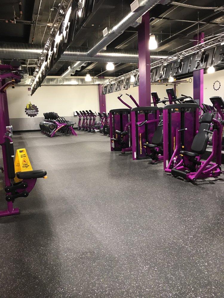 Planet Fitness - Newark, NJ - 10 Reviews - Gyms - 520 ...