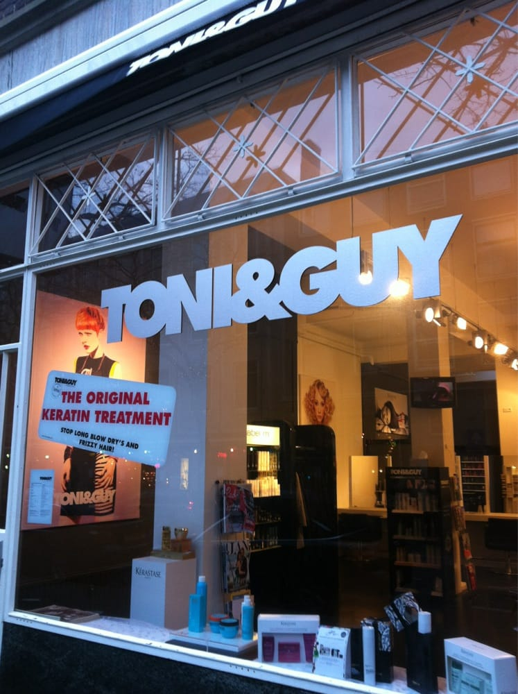 Toni guy hairdressing kappers witte de withstraat 13a rotterdam zuid holland - Witte kapper ...