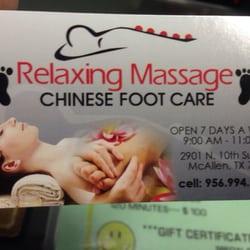 Asian massage in mc allen texas