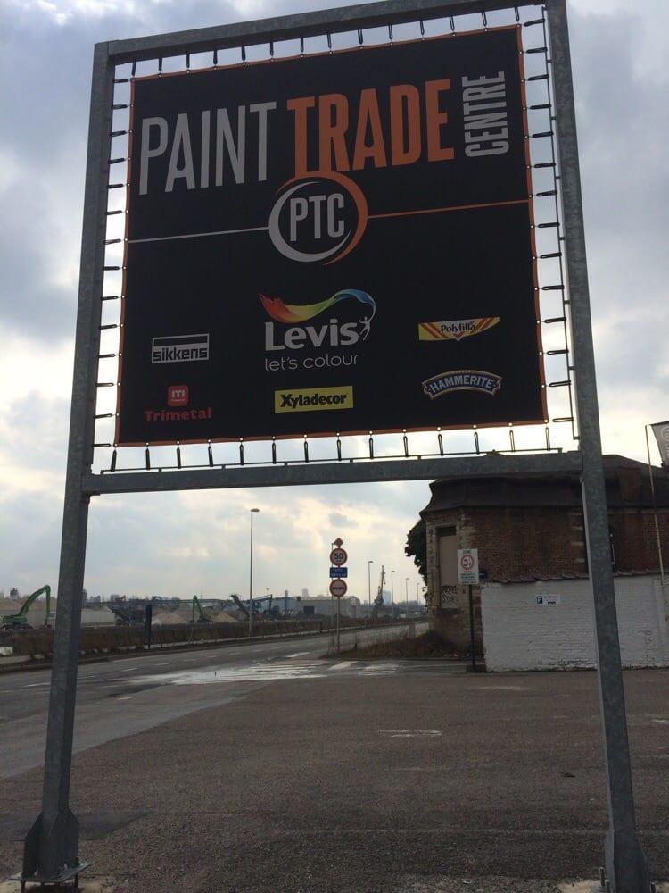 Paint trade centre ferreter as chauss e de vilvorde for Ferreteria cerca de mi ubicacion
