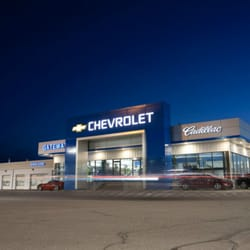 Gateway Chevrolet Cadillac - Auto Repair - 501 38th St S, Fargo, ND