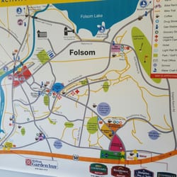 Folsom Tourism Bureau - 200 Wool St, Folsom, CA - 2019 All