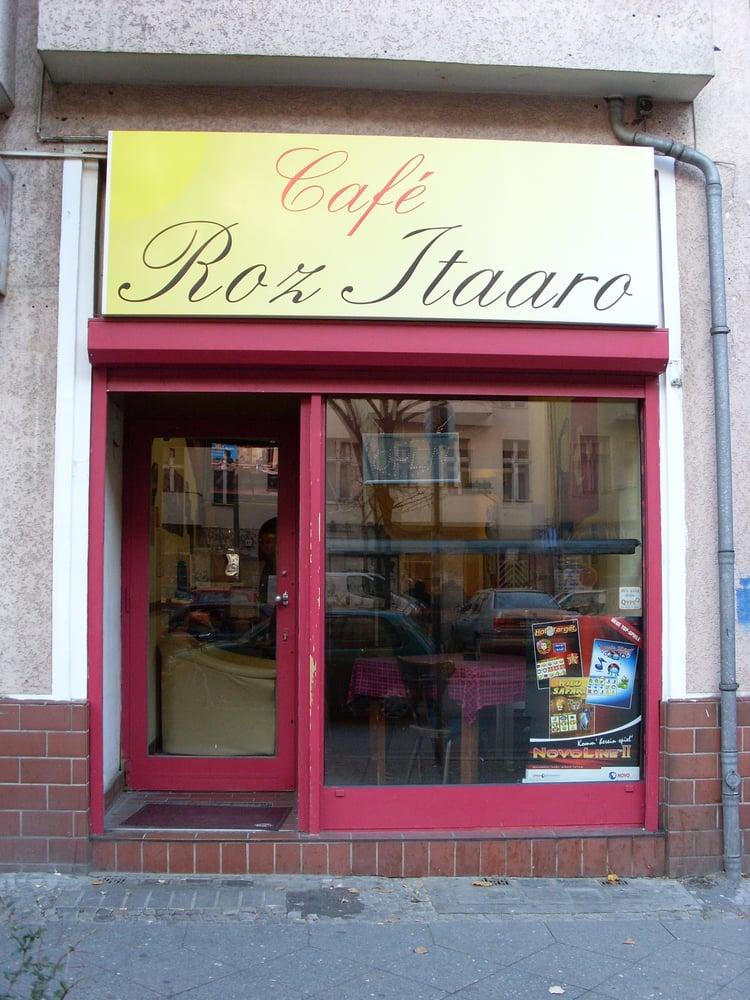 roz itaaro caf sonnenallee 77 reuterkiez berlin beitr ge zu restaurants yelp. Black Bedroom Furniture Sets. Home Design Ideas
