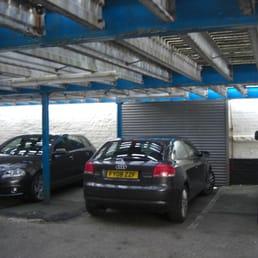 Hornby Road Car Park Blackpool