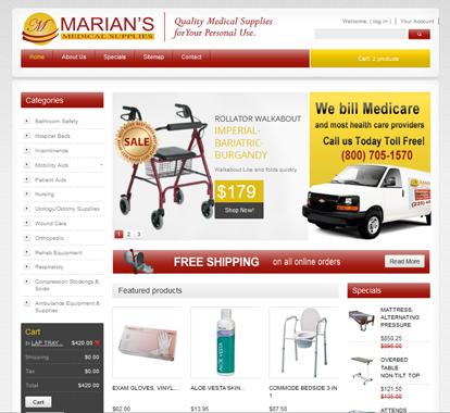 Marians Medical Supplies: 11447 Florida Blvd, Baton Rouge, LA
