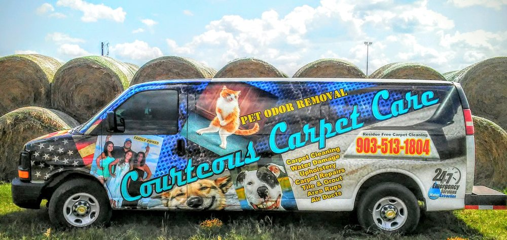 Courteous Carpet Care: 2502 Gilmer St, Caddo Mills, TX