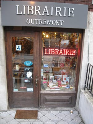 Librairie Outremont