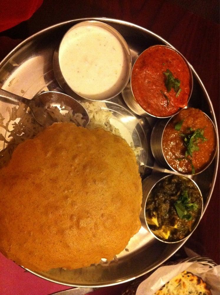Non vegetarian thali yelp - Kashmir indian cuisine ...