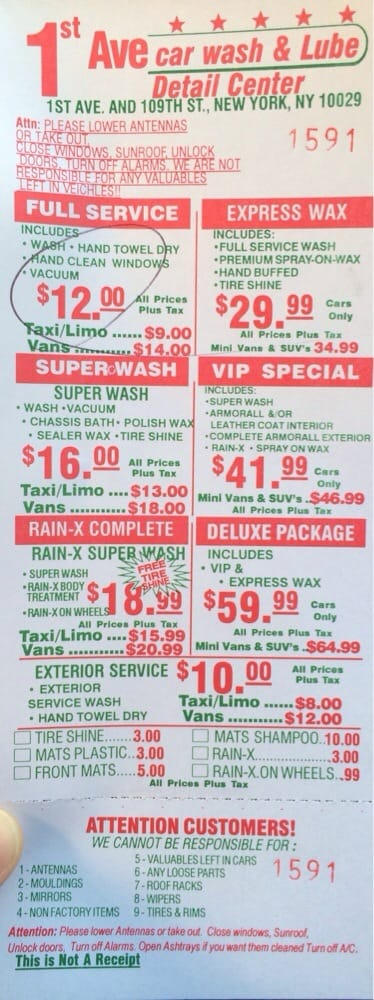 Car Wash Coupons Near Manhattan Beach