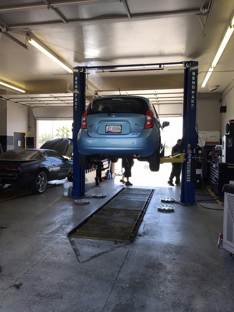 Albert's Garage