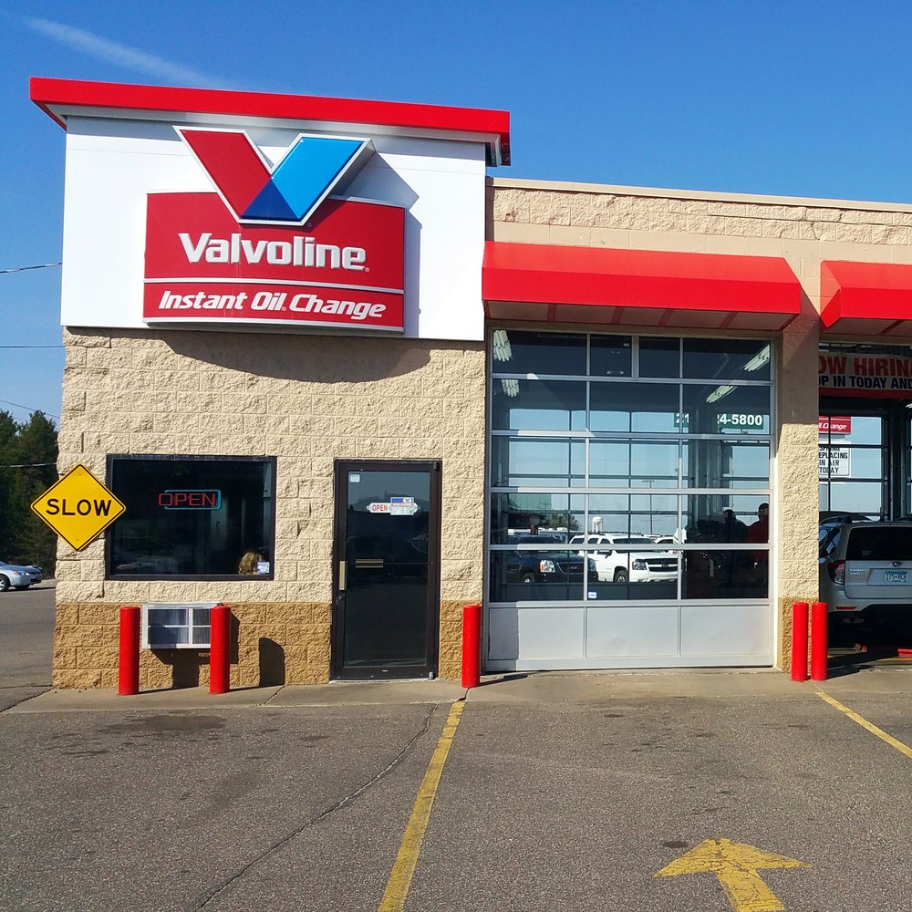 Valvoline Instant Oil Change: 8341 State Hwy 210 W, Baxter, MN