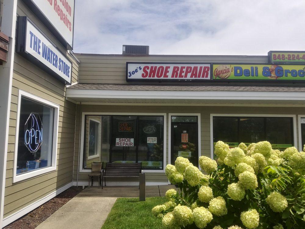 Joe's Shoe Repair: 911 Charles Dr, Toms River, NJ
