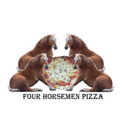 four horsemen pizza 103 s dixie way south bend in restaurants