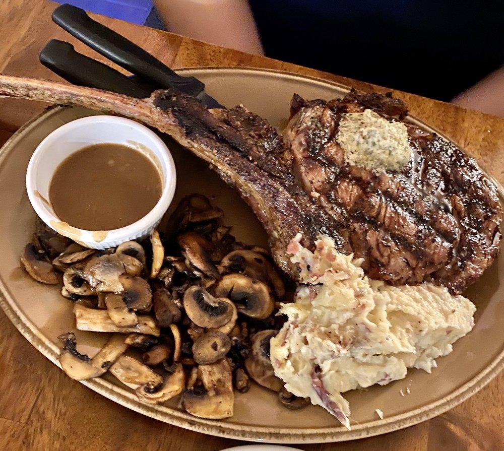 Beef N Bone Steakhouse: 19 Ulm N Frontage Rd, Ulm, MT