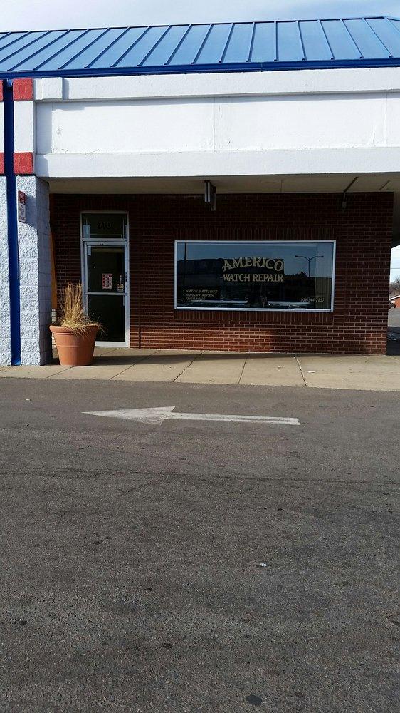 Americo Watch Repair Shop: 710 Peoria St, Aurora, CO