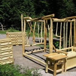 Photo Of Montana Custom Log Furniture   Troy, MT, United States. Custom Log