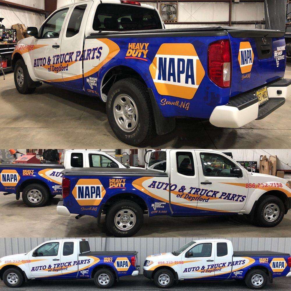 New Age Powder Coating & Vehicle Wraps