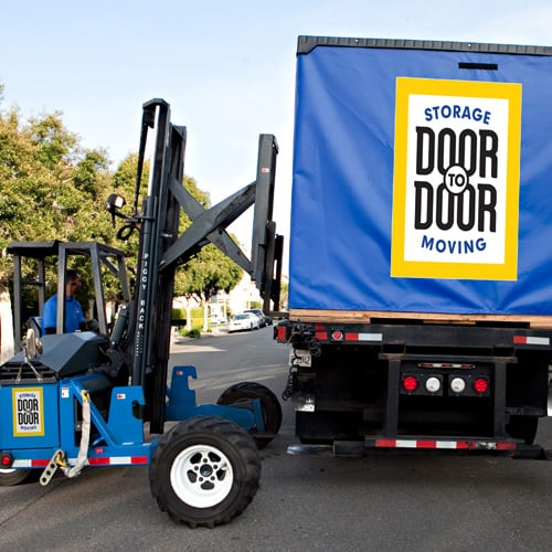 Door to Door Storage & Moving