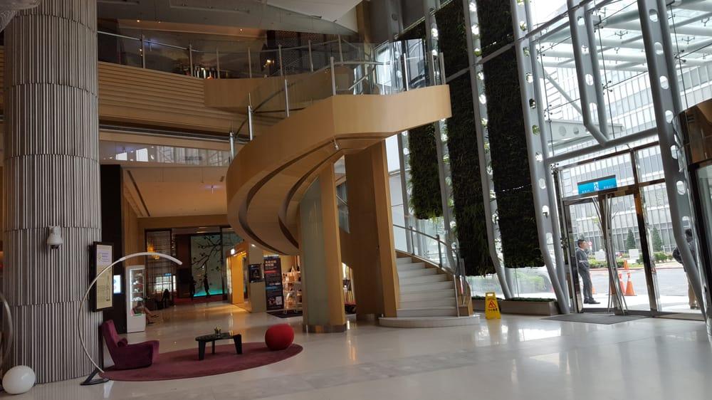 Hotel TAOYUAN CITY - Novotel Taipei Taoyuan International