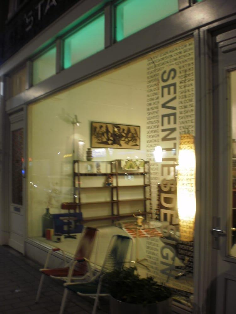 Design Keukens Zuid Holland : Seventies Design Antiquiteiten Nieuwe Binnenweg 229A