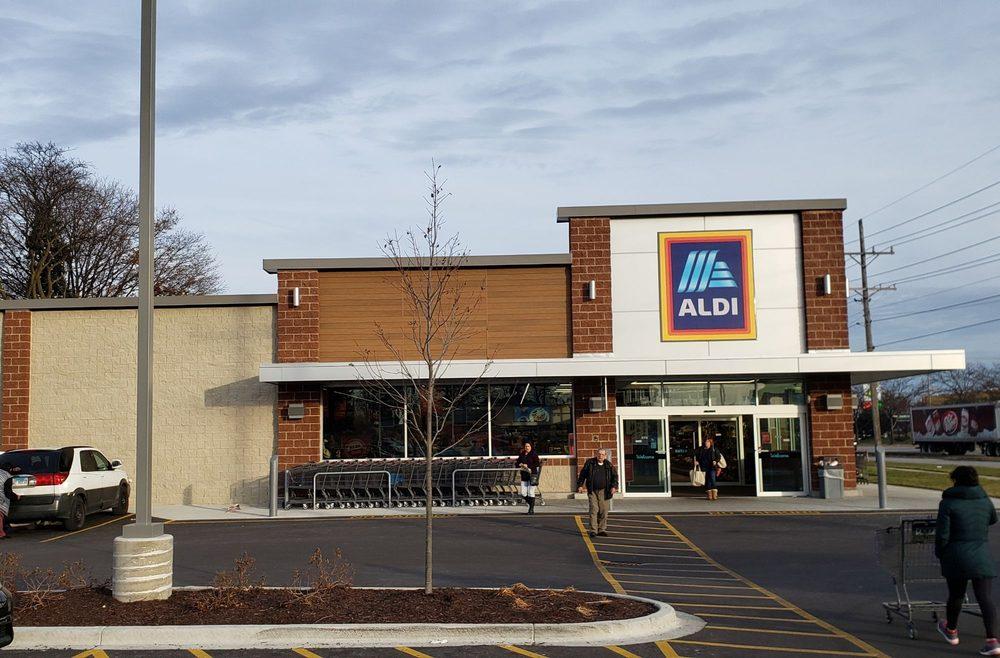 ALDI: 50 W North Ave, Northlake, IL