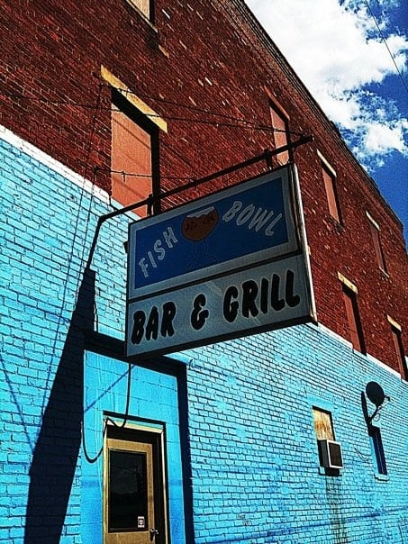 Fish Bowl Bar and Grill: 1901 8th St, Portsmouth, OH