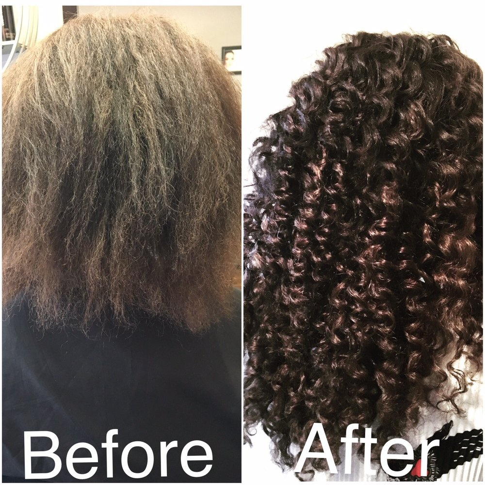 Curly Fusion Hair Extensions Are Great For Clients With Textured