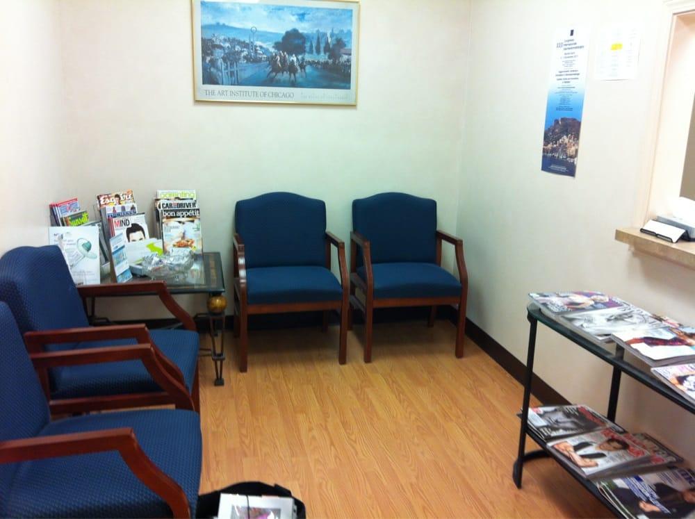 Waiting room Yelp