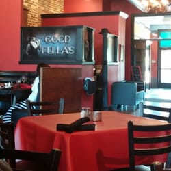 Photo Of Good Fella S Grill Port Huron Mi United States Back Room